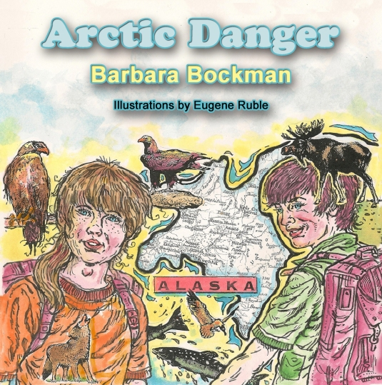 Arctic Danger, cover