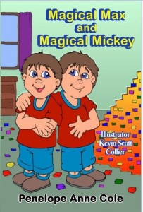 Magical Max and Magical Mickey